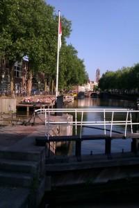 De dom in Utrecht