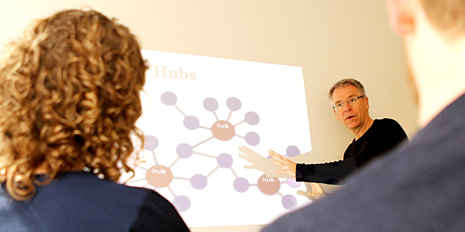 De nieuwe mastertrack: Social Networks in a Sustainable Society