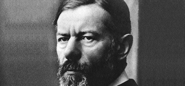 Vanuit Huisman 10: Max Weber 100 jaar geleden overleden